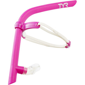 TYR Ultralite Snorkel Kinder pink